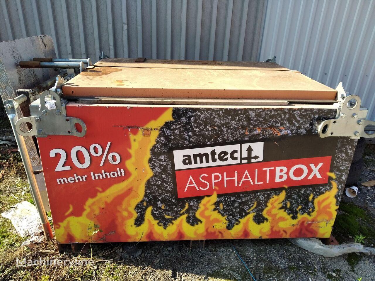 ATB 1,2 asfalt heater