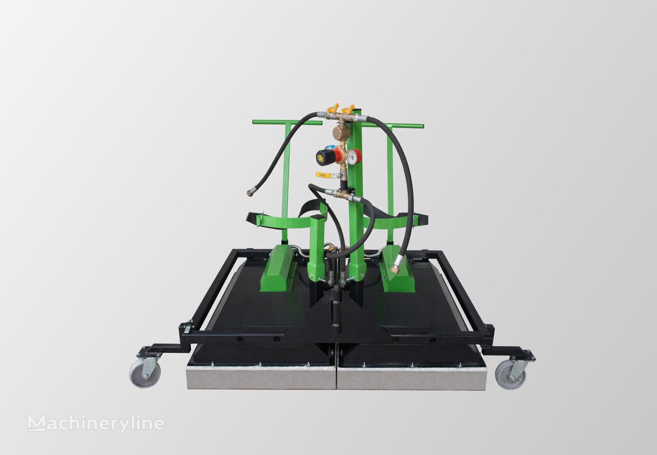 nieuw Podrzewacz asfaltowy / Infrared Asphalt Heater MIRA-1 asfalt heater
