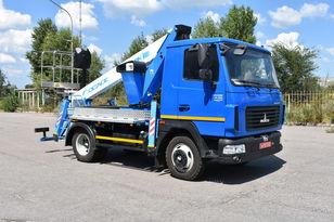 nieuw Socage T318 на шасси МАЗ-4371N2 (в наличии) autohoogwerker