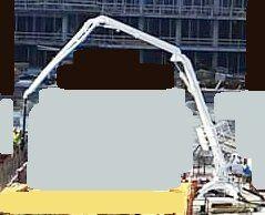 BETONSTAR BSD 18 3R beton plaatsen giek