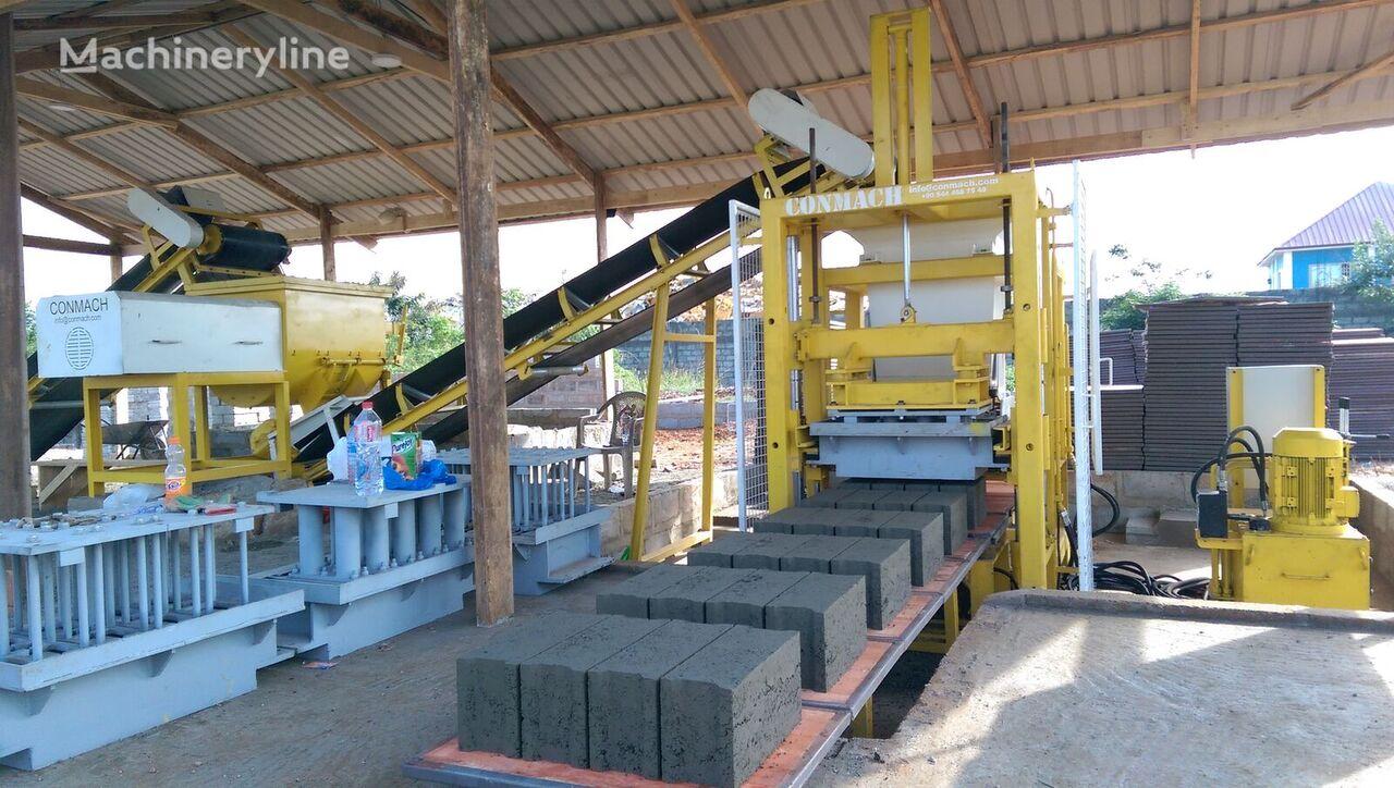 nieuw CONMACH BLOCKKING-09MS betonblok machine