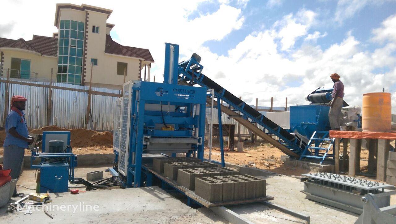 nieuw CONMACH BLOCKKING-12MS betonblok machine