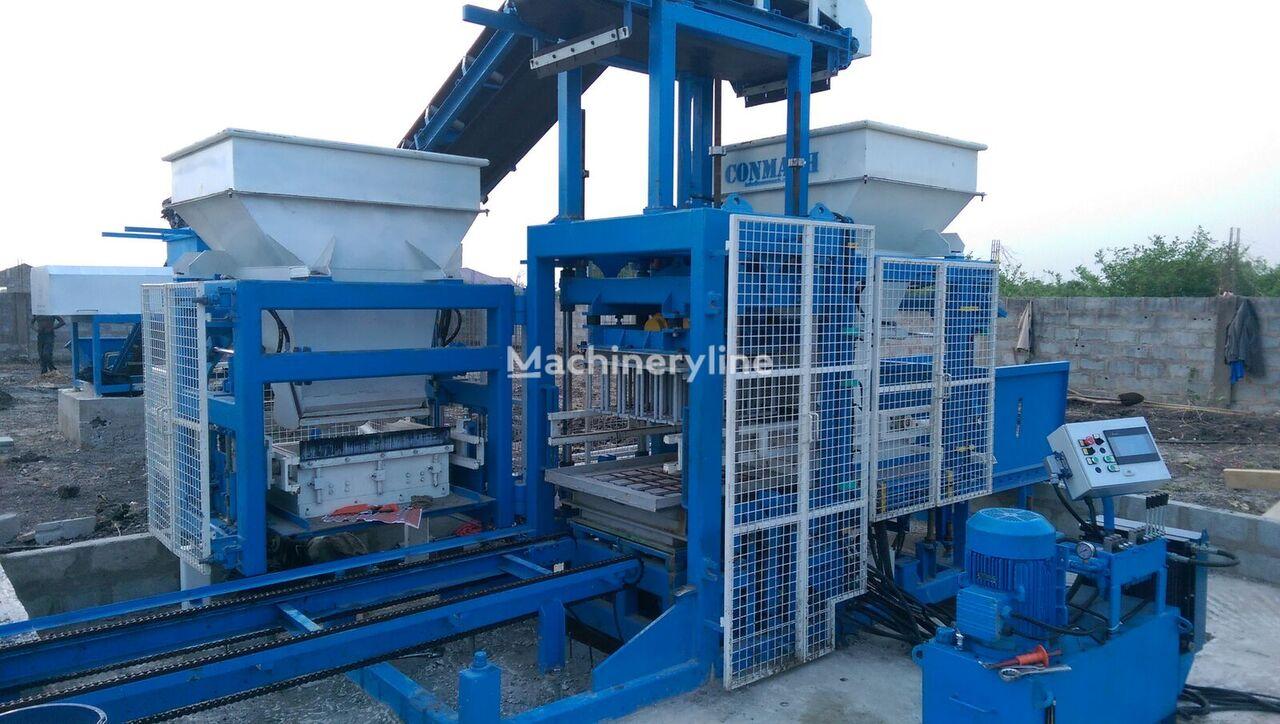 nieuw CONMACH BLOCKKING-20MD betonblok machine