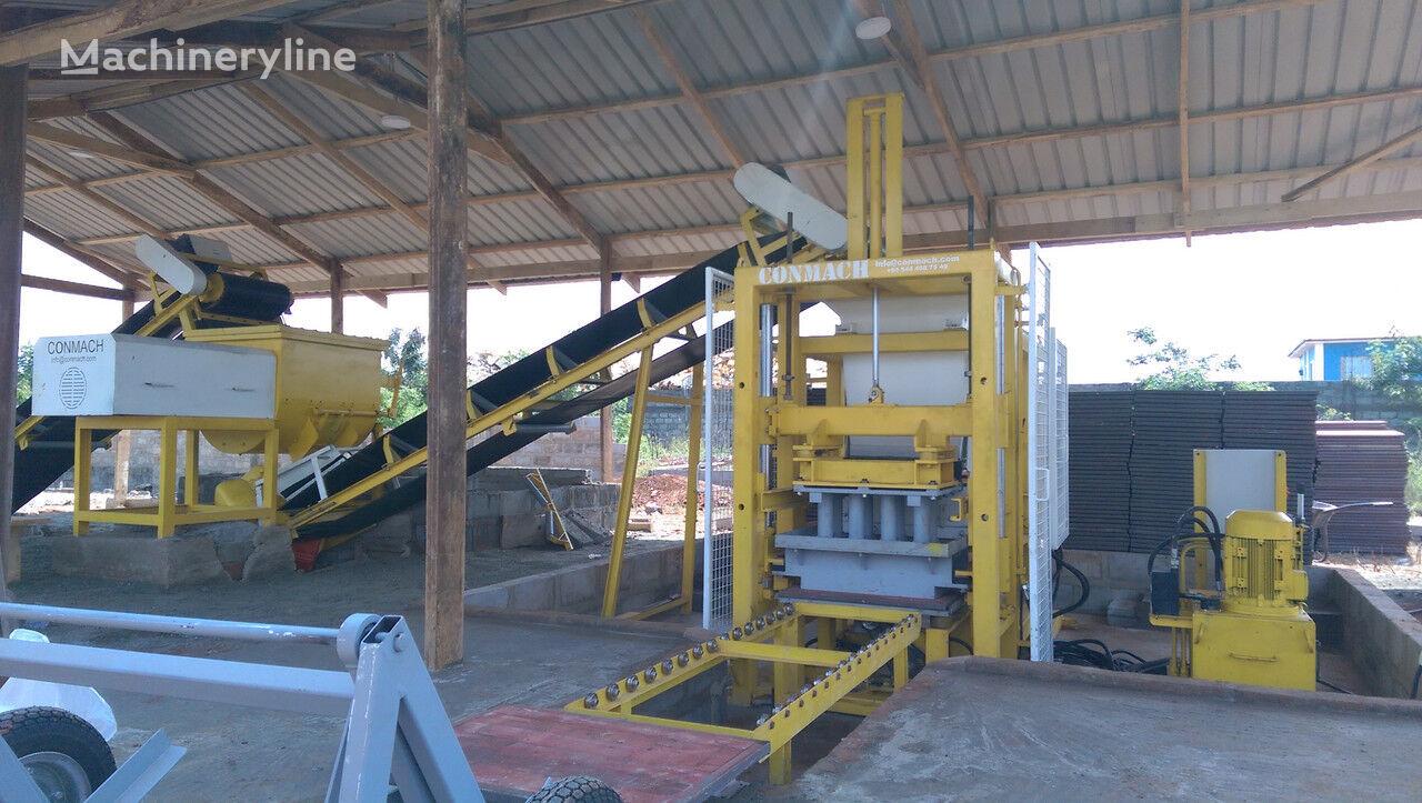nieuw CONMACH BlockKing-09 MS betonblok machine