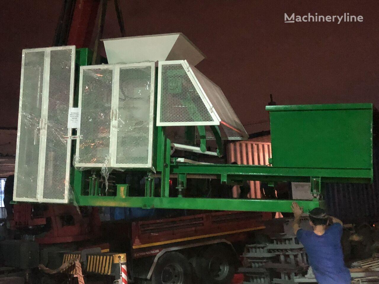 nieuw CONMACH BlockKing-20MS betonblok machine