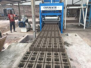 nieuw CONMACH BlockKing-25MS Concrete Block Making Machine -10.000 units/shift betonblok machine