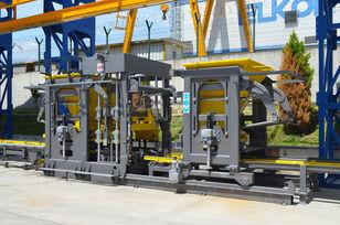nieuw ELKON ELKOBLOCK-36S FULLY AUTOMATIC SINGLE LAYER Concrete Block Machin betonblok machine