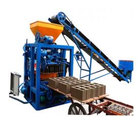 nieuw SINOWAY QT4-24 betonblok machine