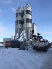 nieuw AZ-MACHINERY 160 M3/H betoncentrale