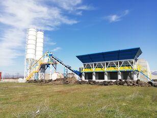 nieuw PROMAX محطة خلط الخرسانة المدمجة C60-SNG-LINE (60m3 / h) betoncentrale