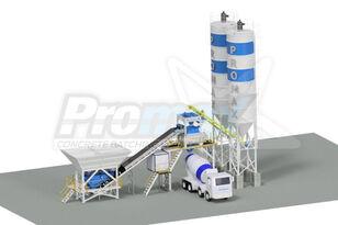 nieuw PROMAX Compact Concrete Batching Plant C100-TWN PLUS betoncentrale