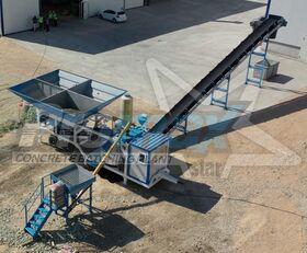 nieuw PROMAX Impianto di Betonaggio Mobile PROMAX M35 (35m³/h) betoncentrale