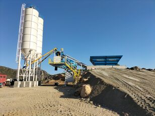 nieuw PROMAX Mobile Concrete Batching Plant M60-SNG betoncentrale