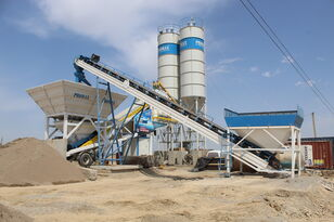 nieuw PROMAX Mobile Concrete Batching Plant PROMAX M100-TWN (100m3/h) betoncentrale