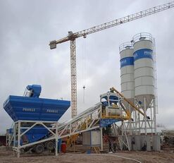 nieuw PROMAX МОБИЛЬНЫЙ БЕТОННЫЙ ЗАВОД M120-TWN(120m³/h) betoncentrale