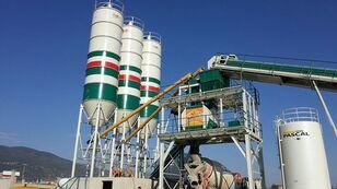 nieuw Plusmix 100m³/hour Stationary Concrete Plant -BETONYY ZAV betoncentrale