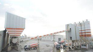 nieuw SEMIX   240 m³/ h betoncentrale
