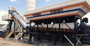 nieuw SEMIX Mobil 60 S4 MOBILNÍ BETONÁRNY 60 m³/h betoncentrale