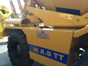 CARMIX 2.5 TT betonmixer