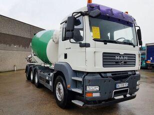DAF TGA 35.400 8X4 betonmixer