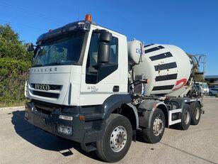 IVECO Trakker 410 betonmixer