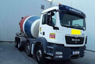 MAN TGS 32.360 8x4 betonmixer