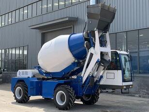 nieuw QINGDAO PROMISING CML350 betonmixer