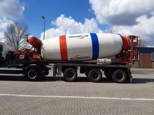 Karrena betonmixer oplegger