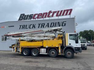 Putzmeister  op chassis IVECO Trakker 410 8x4 Putzmeister 36-4.16H betonpomp