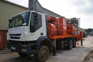 DANDO Watertec 40 1,000m depth supplied with service truck grondboormachine