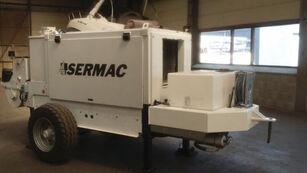 SERMAC  stationaire pump kleine betonpomp