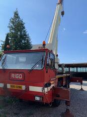 RIGO RTT600 mobiele kraan