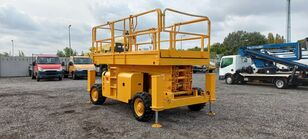 HAULOTTE H15SX - 15m, 4x4, diesel schaarhoogwerker