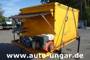 OLETTO 2m³ Thermo Asphalt Container Hot Box H02 wie A.T.C. / HMB scheuren reparatie machine