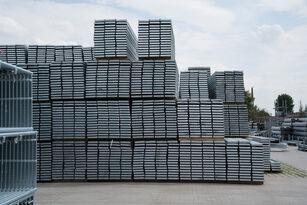 nieuw Telka STAHLPLATTFORM ERGO LIGHT 200 / 250 / 300 cm plettac type steiger