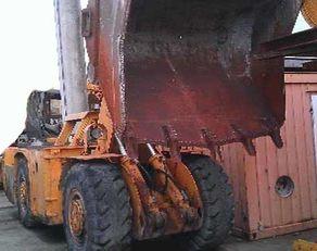 MAN MAN/GHHLF61 Tunnel loader / Tunnel Lader wiellader