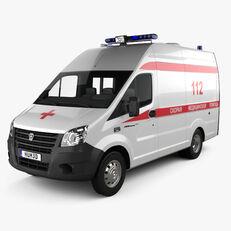 nieuw GAZ B TYPE GAZelle NEXT AMBULANCE WİTH FULL EQUİPMENT ambulance