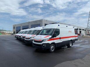nieuw IVECO AMBULANCE WİTH FULL EQUİPMENT ambulance
