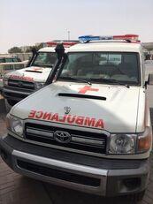 nieuw TOYOTA Land Cruiser petrol Hardtop ambulance