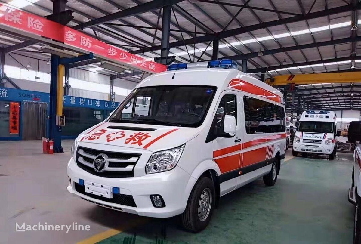 nieuw FOTON BJ5048XJH-E6 ambulance