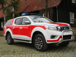 Nissan Navara N-Connecta commandowagen