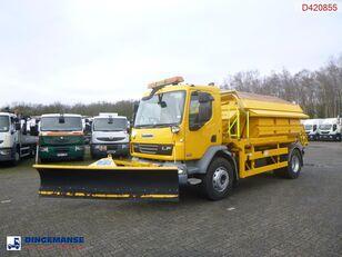 DAF LF 55.220 4x2 RHD snow plough / salt spreader sneeuwruimer
