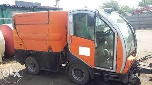 BUCHER CityCat 2020 veegmachine voor onderdelen
