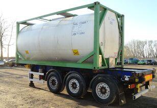 SCHMITZ CARGOBULL SP27 20ft tankcontainer