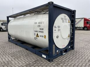 TRENCOR 30m3 30ft tankcontainer