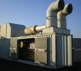 CATERPILLAR G3512 Bio-Gas andere speciale container